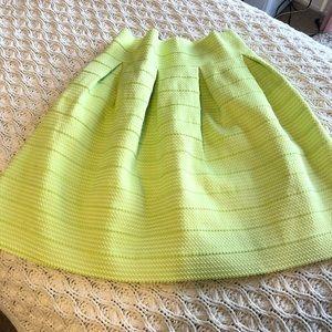 Bandage Circle Skirt